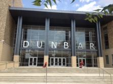 The new Dunbar High!